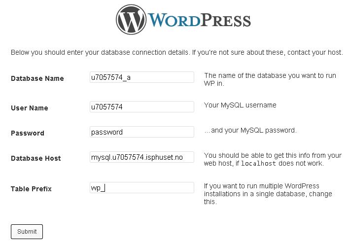 Opprette en dating nettside ved hjelp av WordPress